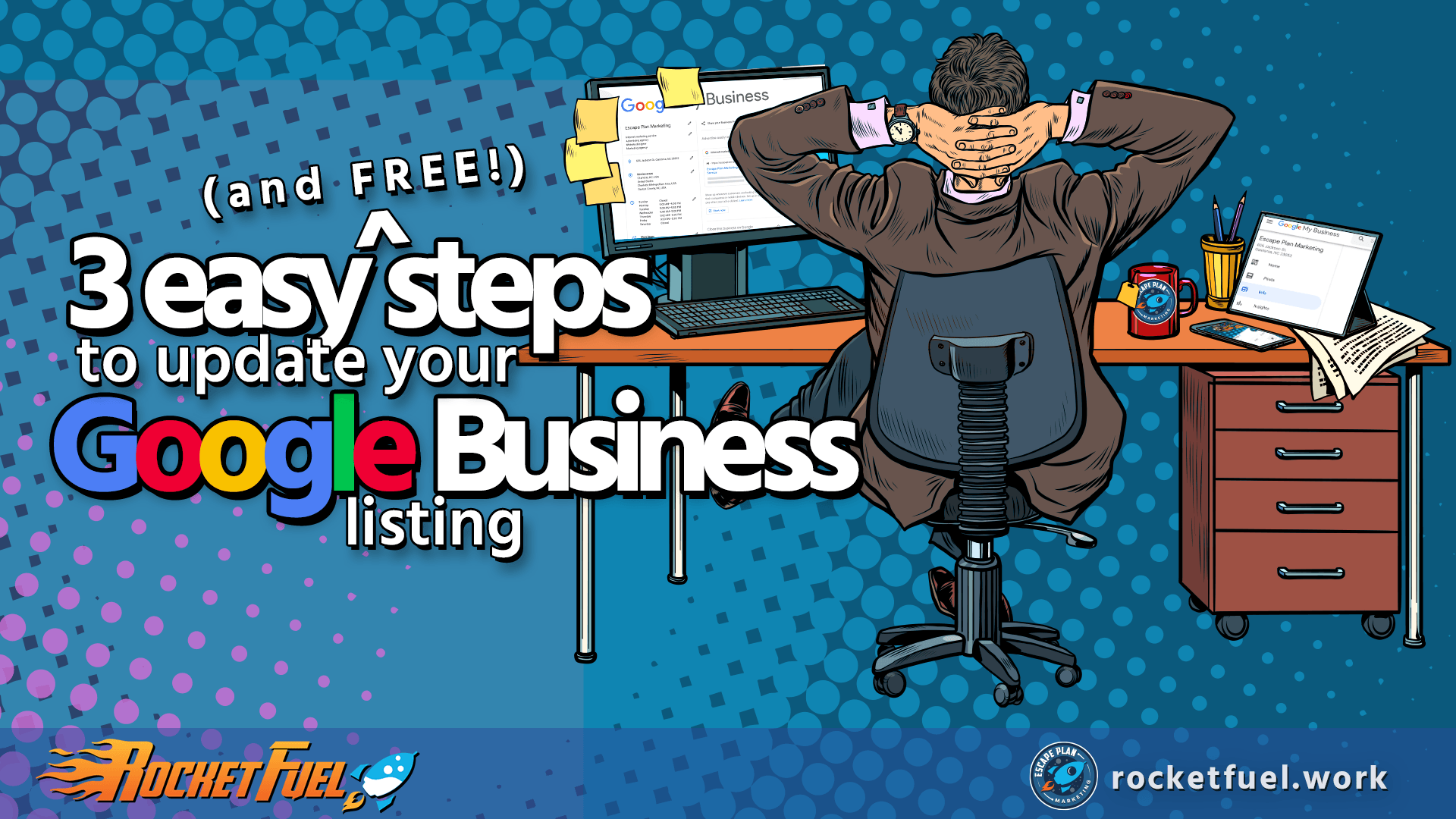 Update Your Google My Business Listing