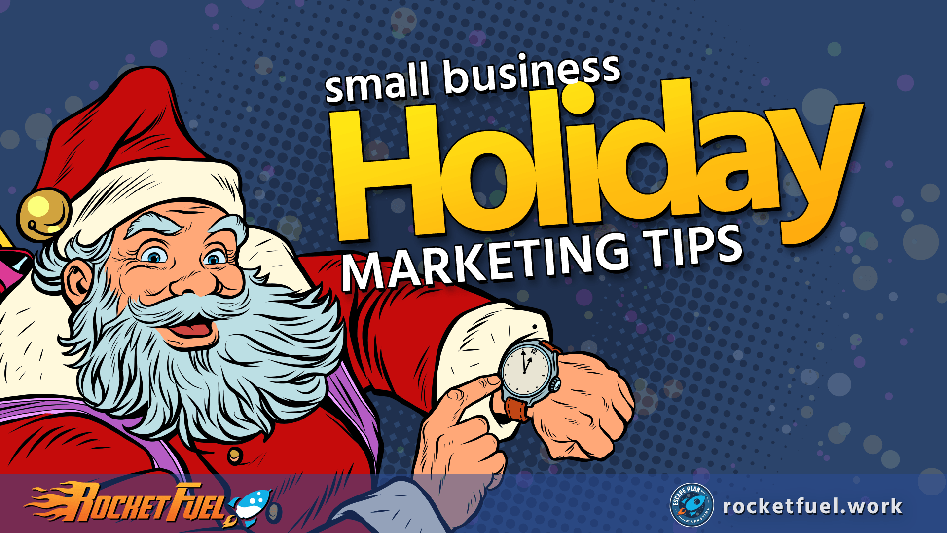 Holiday Marketing Tips for Small Business