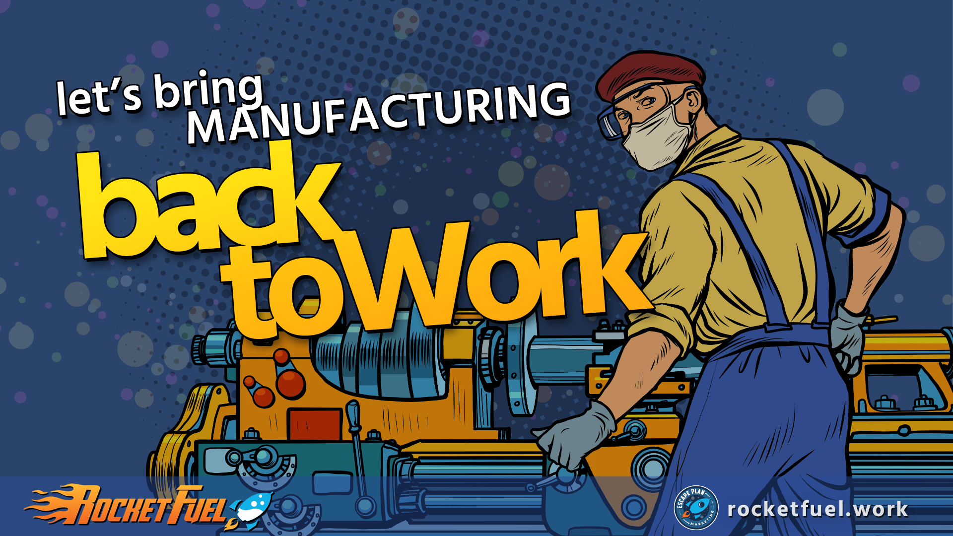 Industrial Manufacturing Post-COVID Workforce