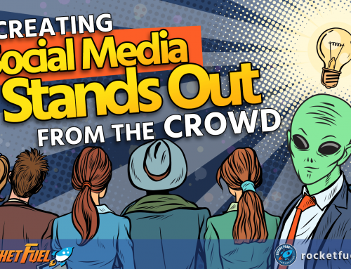 Crafting Social Media Content That Stands Out from the Crowd