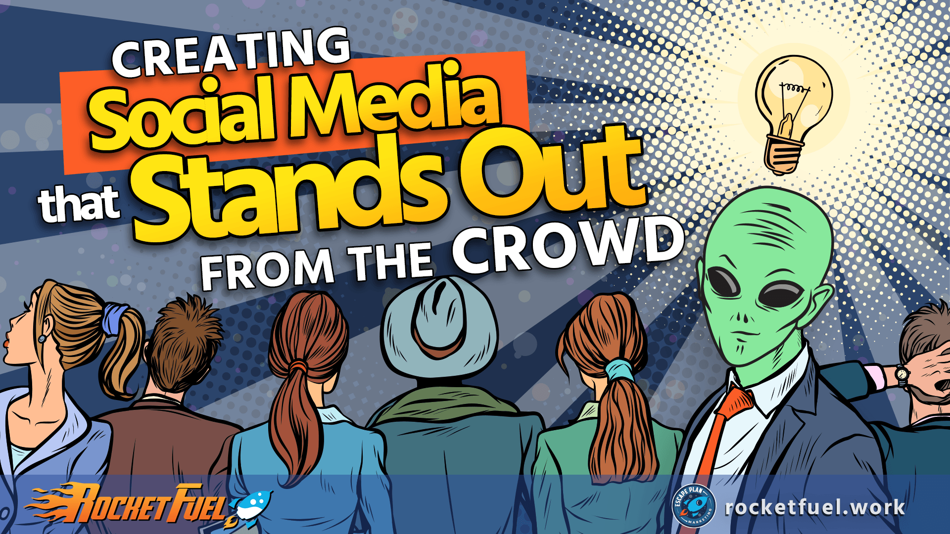 Creating Social Media that Stands Out