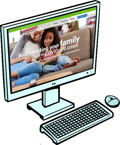 Mid-Sized Company Websites