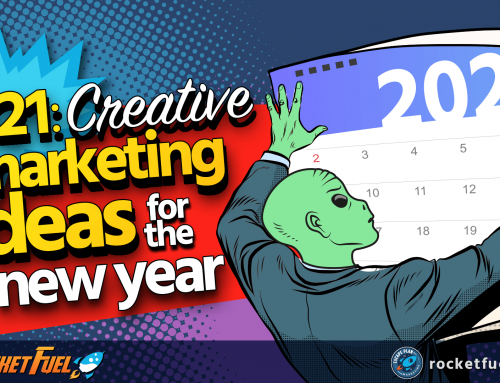 3 Creative Marketing Ideas for the New Year