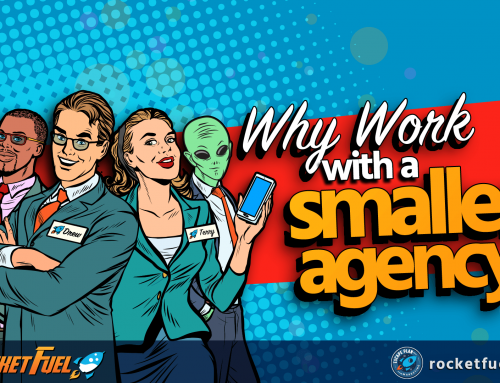 Why Consider A Smaller Marketing Agency