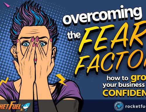 Fear Factor: Overcoming Business Anxiety