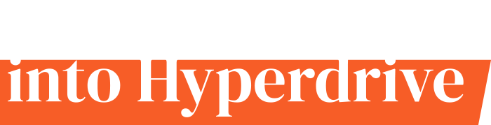 Boost Your Sales Into Hyperdrive